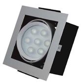 HALOGENO LED EMPOTRABLE  21W.
