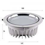 SYSLED DOWNLIGHT LED 21W
