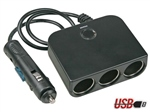 CONECTOR MECHERO 4 EN 1