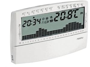 Perry cronotermostato digital en electronica de consumo for Cronotermostato perry istruzioni
